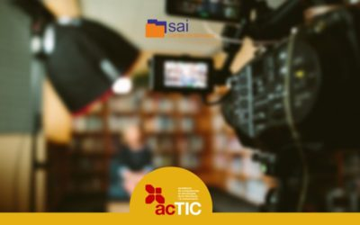 Curs acTIC avançat C5 – Tractament de la informació gràfica, sonora i de la imatge en moviment.