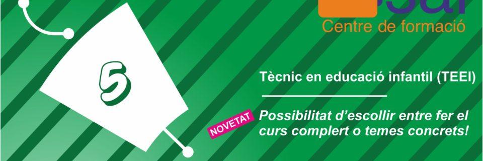 Oposicions  per a Tècnic en educació infantil (TEEI)