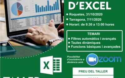 Taller d'Excel